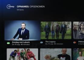 opnames caiway interactieve televisie