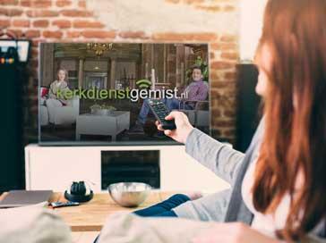 Nieuw: App Kerkdienstgemist via interactieve tv