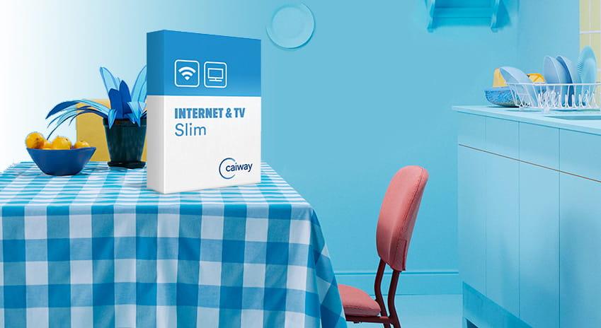 internet huiskamer