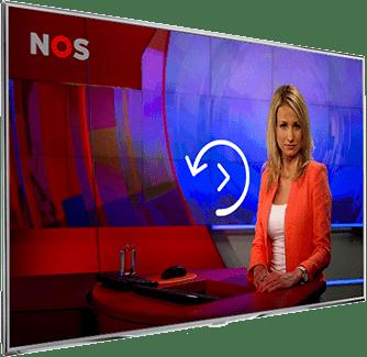 presentator televisie