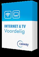 internet en televisie voordelig